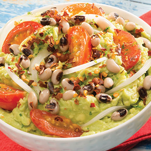 BLACK-EYED PEA GUAC