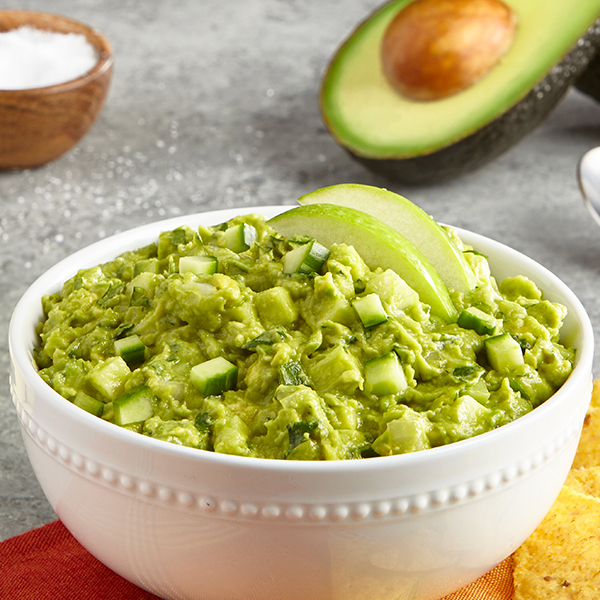 CUCUMBER APPLE GUAC
