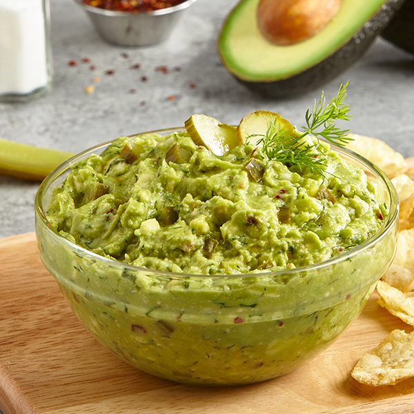 DILL PICKLED GUAC