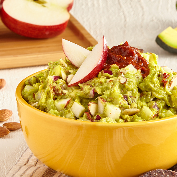 CHIPOTLE APPLE & ALMOND GUAC