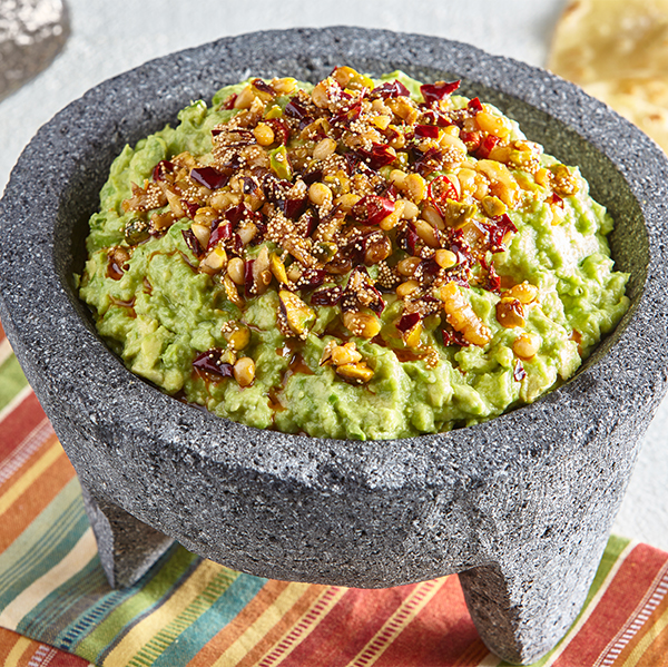 NUT SALSA MACHA HONEY GUAC