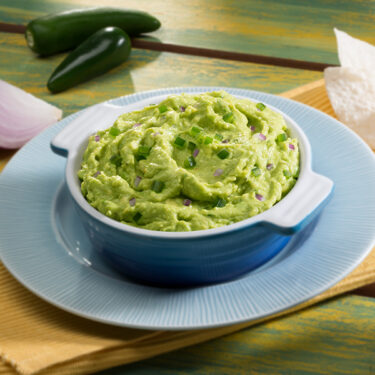 GUAC FOR THE BRAVE
