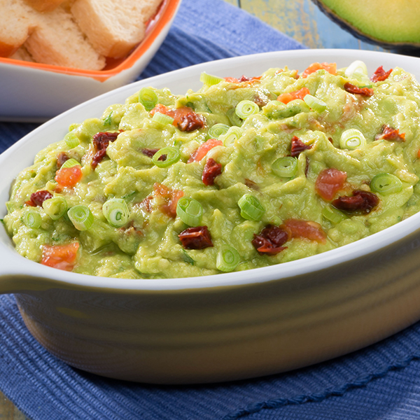 ROASTED TOMATO & CHIPOTLE GUAC