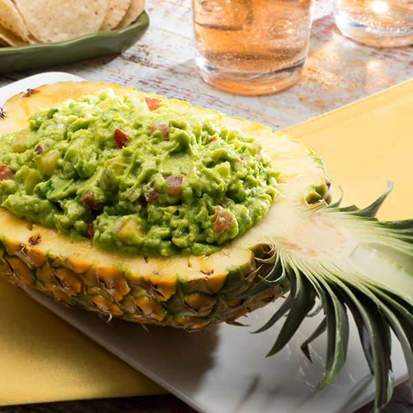 HOLY PINEAPPLE GUAC