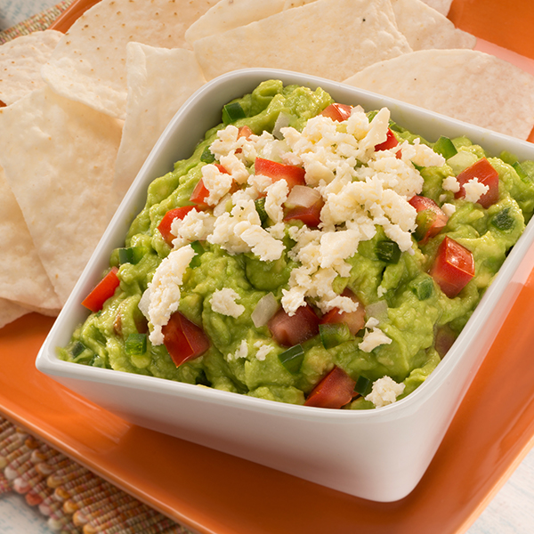 FRESH CHEESE WITH GUAC