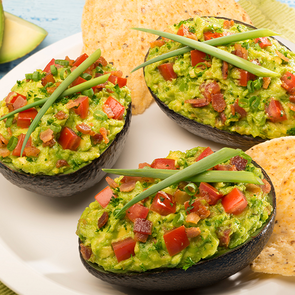 SPICY BACON GUAC
