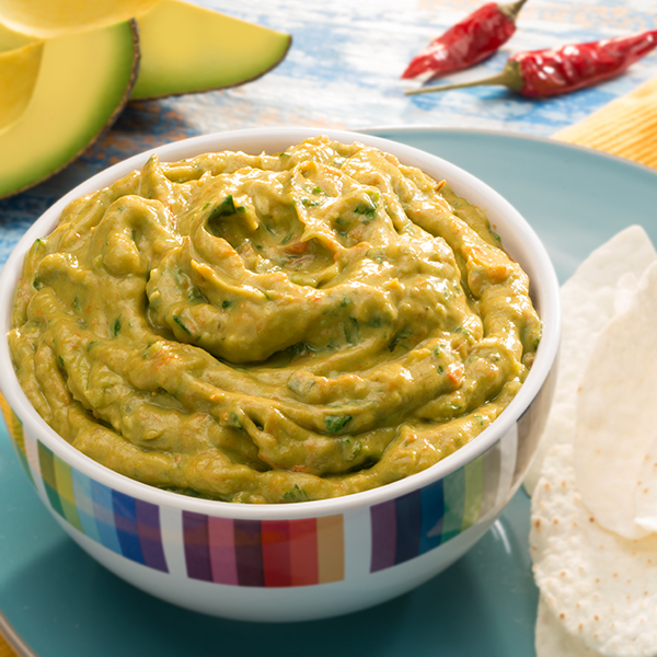 SMOKED PEPPER GUACAMOLE