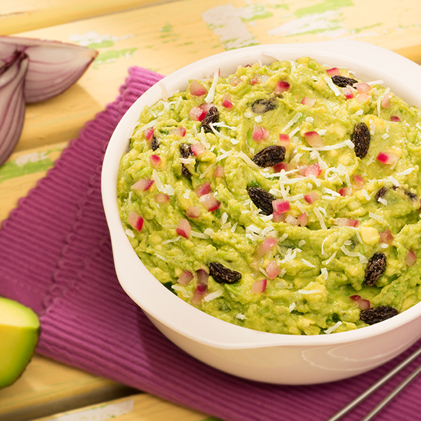 GREEN CURRY GUAC