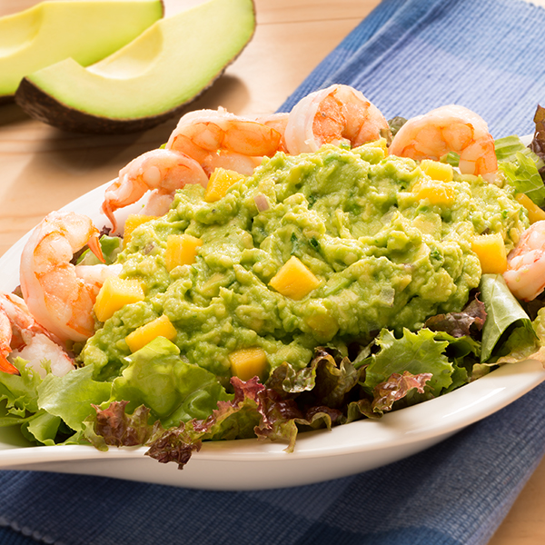 COCONUT SHRIMP-MANGO GUAC