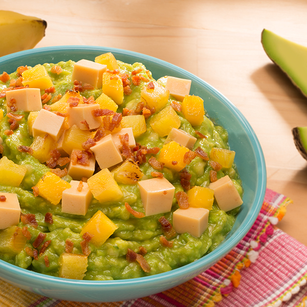 BANANA CHIPOTLE JELLY GUAC
