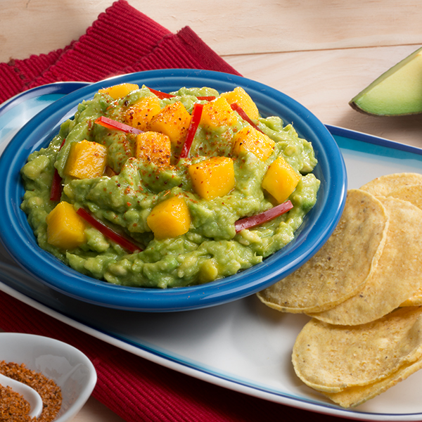 MANGO AND TAJIN GUAC