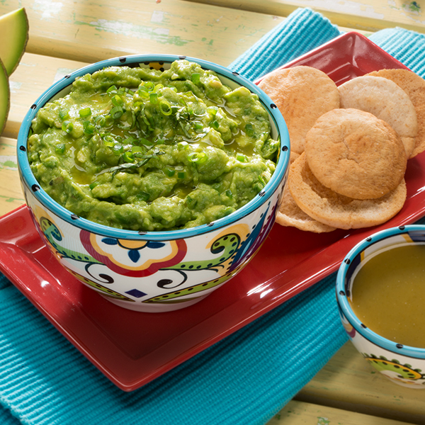 SPICY GREEN GODDESS GUAC