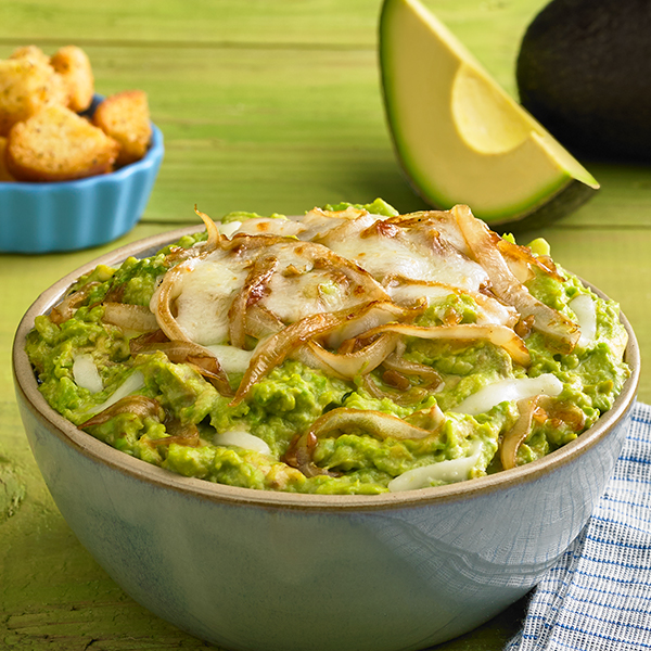 FRENCH ONION SOUP GUAC