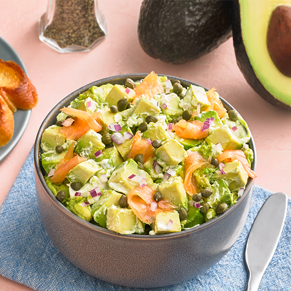 GUAC AND LOX GUACAMOLE